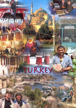 Turkey cover page