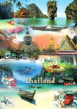 Thailand cover page